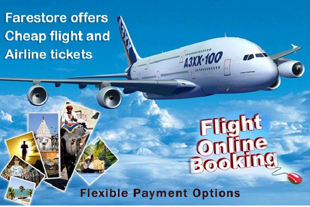 Discounted flight fares