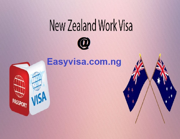 New Zealand work permit visa